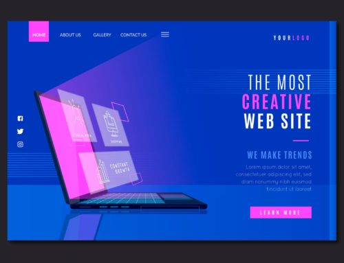 Popular Web Design Trends in 2020
